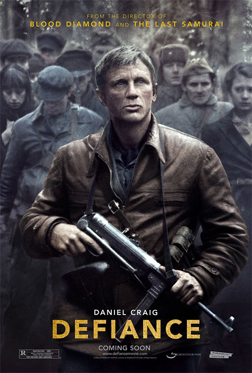 Nechama Tec's book was a major source for Edward Zwicks' new movie about the Bielski partisans.