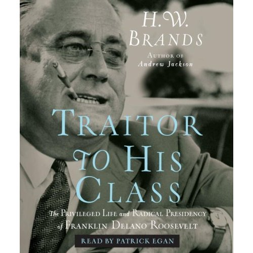 Stephanie Behne shares her thoughts about a new FDR biography.