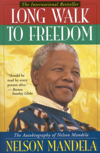 Nelson Mandela's Long Walk to Freedom is timely for Valentine's Day.