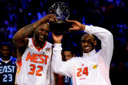 Shaq and Kobe shared the MVP; here are three books about basketball's history.