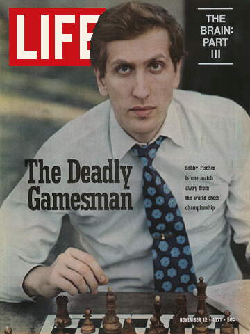 Bobby Fischer before his classic battle with Boris Spassky. Daniel Johnson explains how the Cold War can be understood through the game of chess.