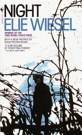 Madoff victim Elie Wiesel recounts his survival of the Holocaust in Night.