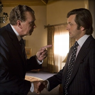 The Frost-Nixon interviews made for great theater and a film that garnered multiple Academy Award nominations. I'm open for suggestions about which authors to interview.
