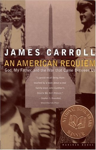 James Carroll's National Book Award winner is a fitting choice for Father's Day.