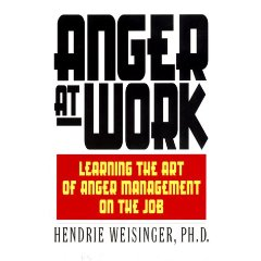 Psychologist Hendrie Weisinger breaks down anger and how to manage it in this slender book.