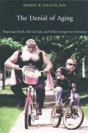 Muriel Gillick calls for new medical policies and practices as well as an acknowledgment of aging in this book.