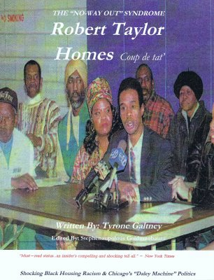 Tyrone Galtney's new book about public housing in Chicago is one of one on the subject that I'm raring to read.