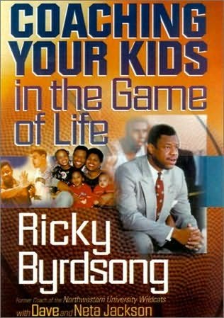 The late Ricky Byrdsong's book about parenting was just one of the many treats at today's memorial race in his honor.