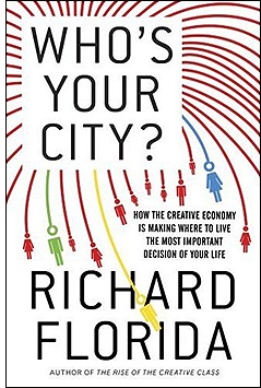Richard Florida talks about the importance of place in this entertaining book.
