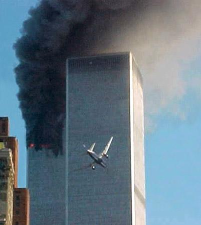 9/11crash