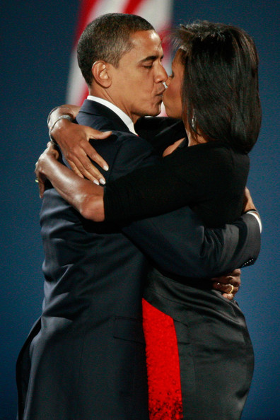 This is one of many tender moments Chris Andersen describes in Barack and Michelle: Portrait of an American Marriage