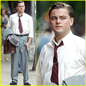 Leo DiCaprio and other characters light up throughout Revolutionary Road.  Historian Allan Brandt helps us understand why.