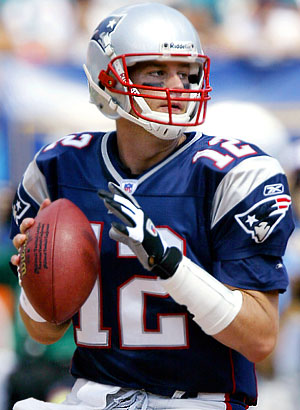 Tom Brady New England Patriot Players