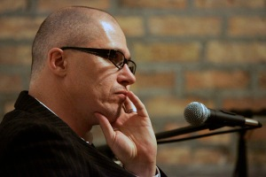 Aleksandar Hemon speaks about his novel The Lazarus Project tonight at Loyola University's library.