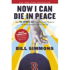 Bill Simmons chronicles his relationship with the Red Sox in this book.