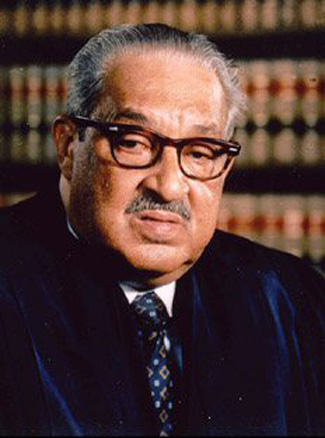 thurgood marshall quotes. The earthy Thurgood Marshall