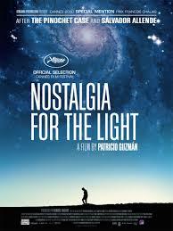 The poster for Patricio Guzman's exquisite film, Nostalgia for the Light.