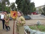 Lion Patrol at Quinta Normal.