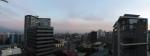 Balcony view in Providencia.