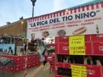 La Pica Del Tio Nono, the shop where Patricio and Andres work the grill.