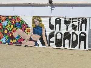 La Jein Fonda.