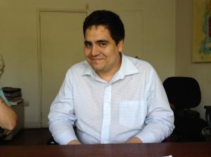Rodrigo Mora of Pro Acceso.