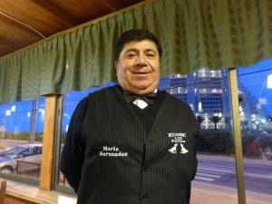 Mario Hernandez has worked at Los Patitos restaurant since 1969.