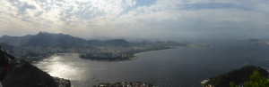 Rio from Sugarloaf Mountain.