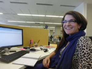 Ines Pujana of La Nacion's data team.